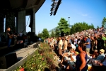Gov't Mule 2012 at Meijer Gardens. Courtesy photo from WoodTV.