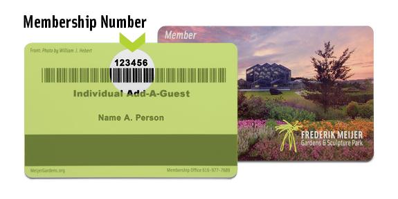 MembershipCardNumber