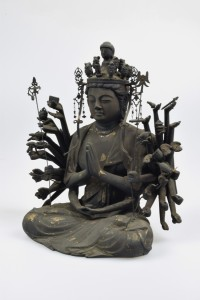 Seated Senju Kannon