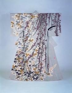 Kimono, Flowers