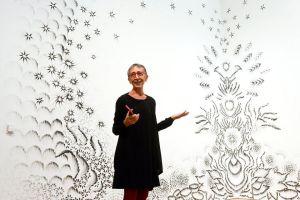 Artist Judith Braun discusses her ArtPrize entry