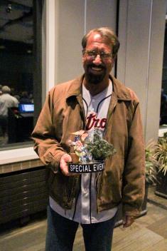 David Pelak, Special Events Award winner
